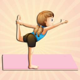 Kids Yoga Stickers & Emoji