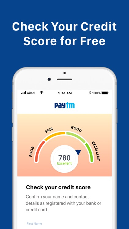 Paytm: UPI Payments & Recharge screenshot-5