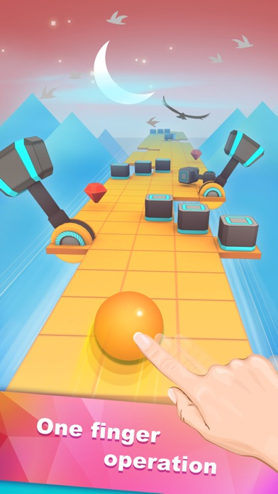 Download Rolling Sky for Pc