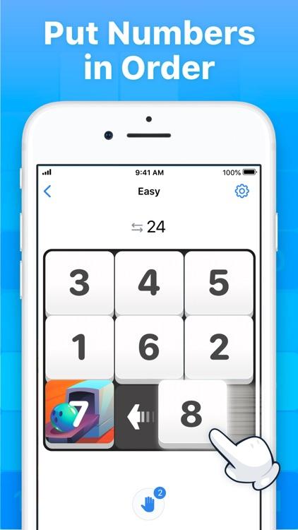 Slide Puzzle - Number Game screenshot-0
