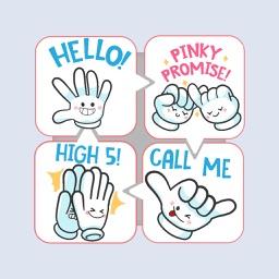 Hand Expressions Emojis