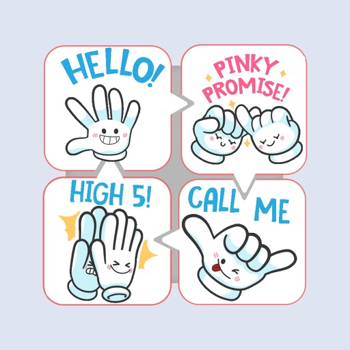Hand Expressions Emojis