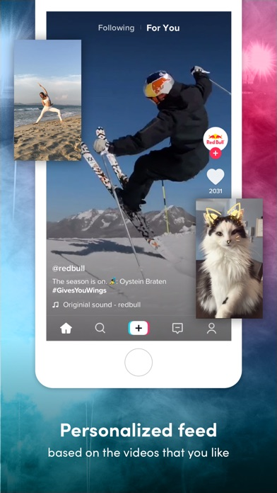musical.ly - add music & sound effects to your videos with fast motion, slow motion, dub and share on instagram Screenshot 2