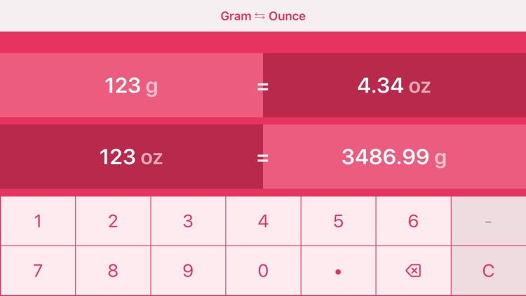 Grams to Ounces | g to oz screenshot-5