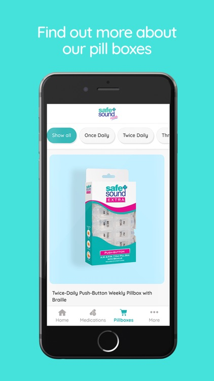 Safe and Sound Pill Reminder screenshot-4