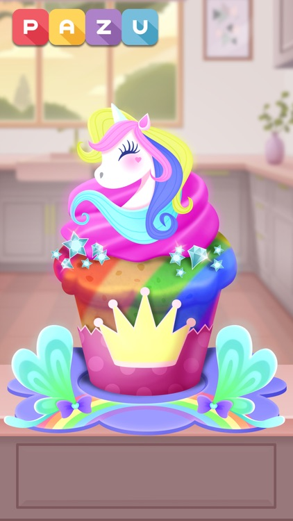 Cupcake maker cooking games screenshot-4