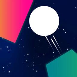 Glow Shape - Ball Color Jump