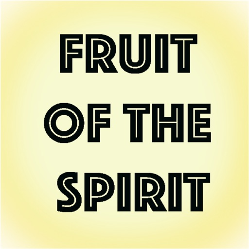 fruit of the spirit stickers icon
