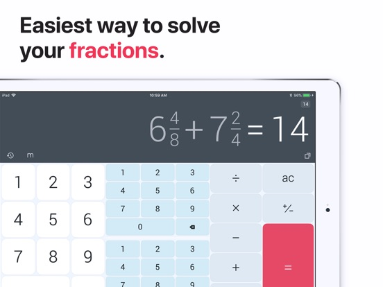 Screenshot #4 for The Calculator