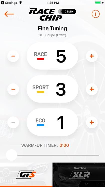 RaceChip+ screenshot-6