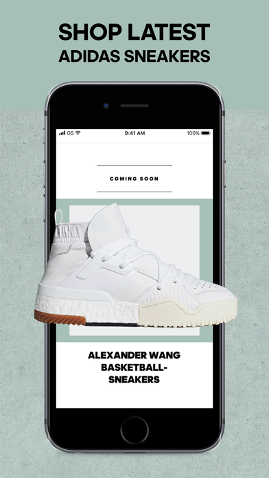 messages.download adidas software
