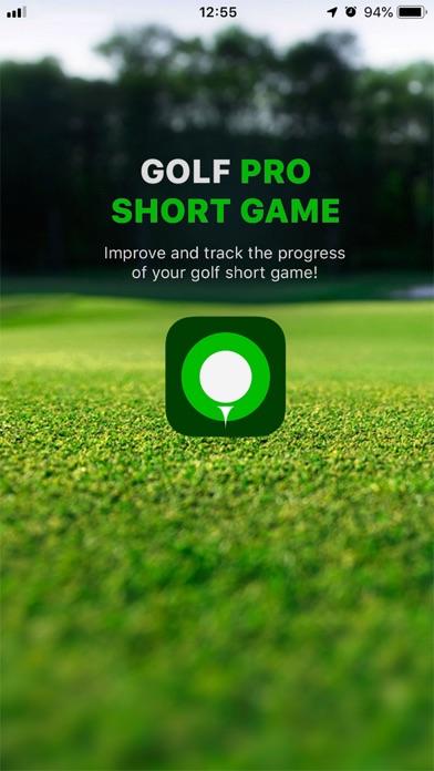 Golf Pro Short Game screenshot #1