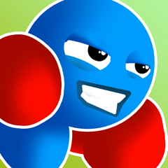 Stickman boxing battle 3d