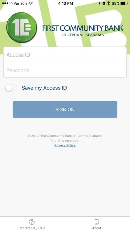 FCBCA Mobile Banking