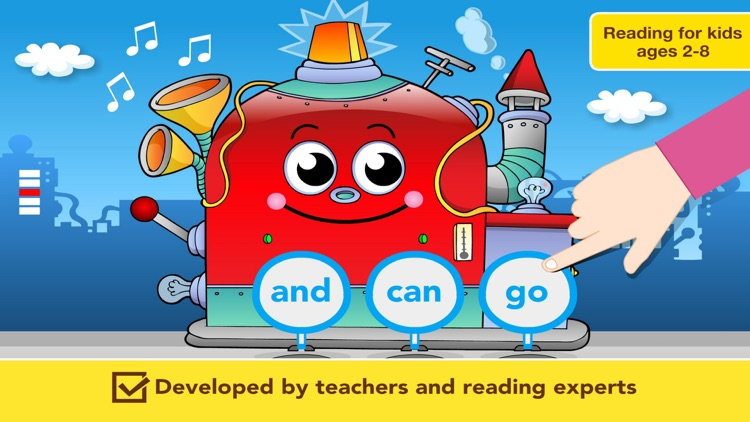 Sight Words & Phonics Reading screenshot-7