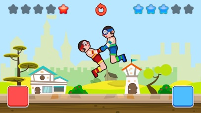 Screenshot for Wrestle Jump Man-Fight Club in Australia App Store