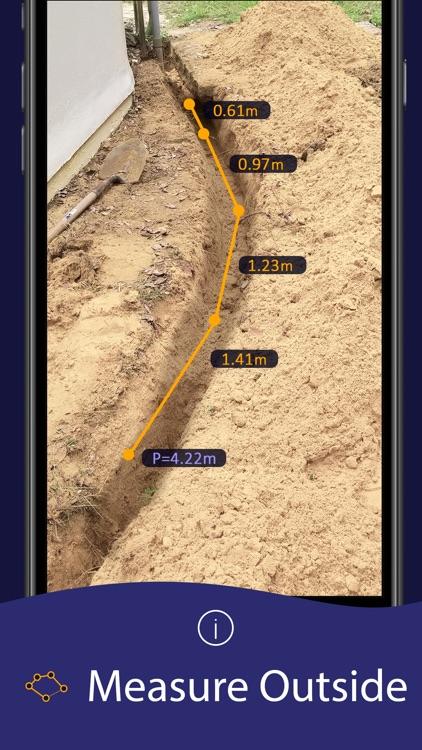 AR Ruler App – Tape Measure screenshot-4