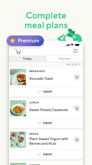 Lifesum: Diet & Macro Tracker Screenshot