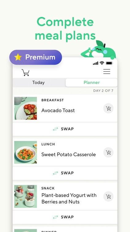 Lifesum: Diet & Macro Tracker screenshot-5