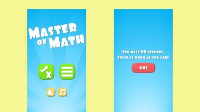 Master of Math - Answer screenshot 1
