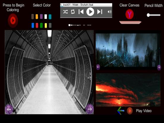 Oceanic Prog Coloring DX screenshot 4