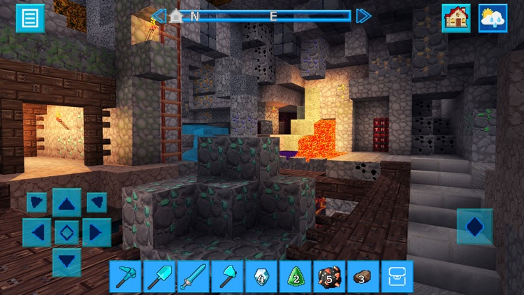 RealmCraft 3D: Survive & Craft screenshot-5