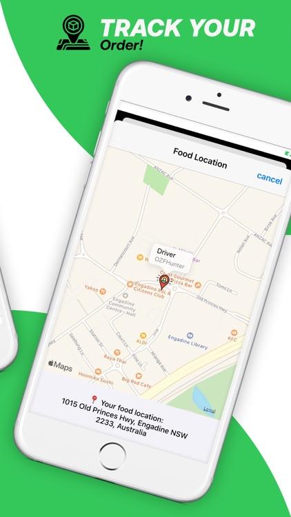 OZFOODHUNTER-Order Food Online screenshot-6