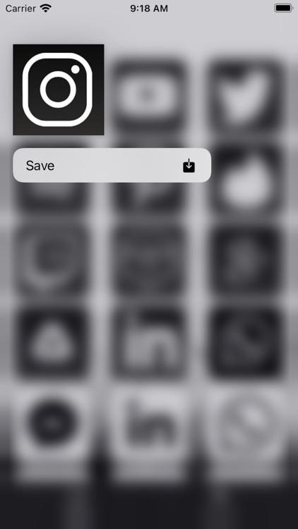 App Skins - Icons & Themes screenshot-4
