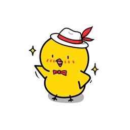 Chick JP Sticker - Season 5