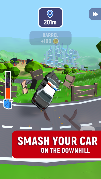 Crash Delivery: car jumping for windows pc