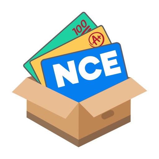 NCE Flashcards