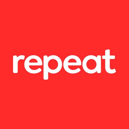 Repeat - Go more, pay less