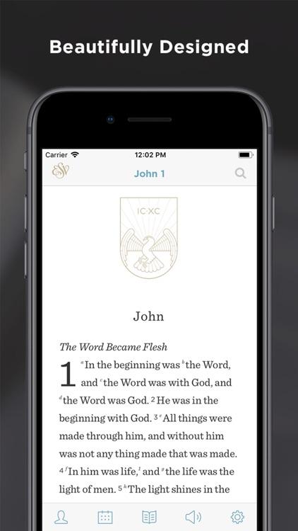 ESV Bible screenshot-0
