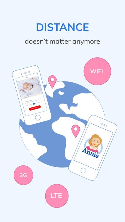 Baby Monitor Annie: Nanny Cam