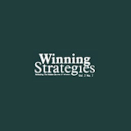 Winning Strategies Magazine