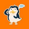 Gazi Ahmed - Funny Penguin Emojis Stickers  artwork