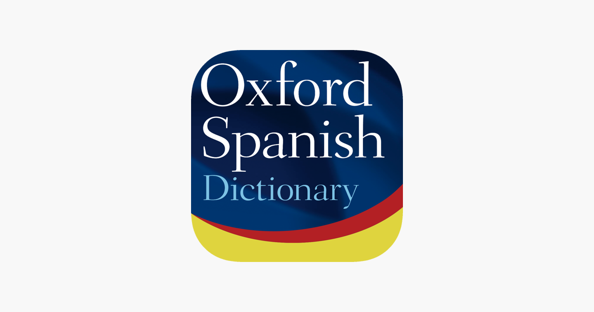 Oxford Spanish Dictionary 2018 on the App Store