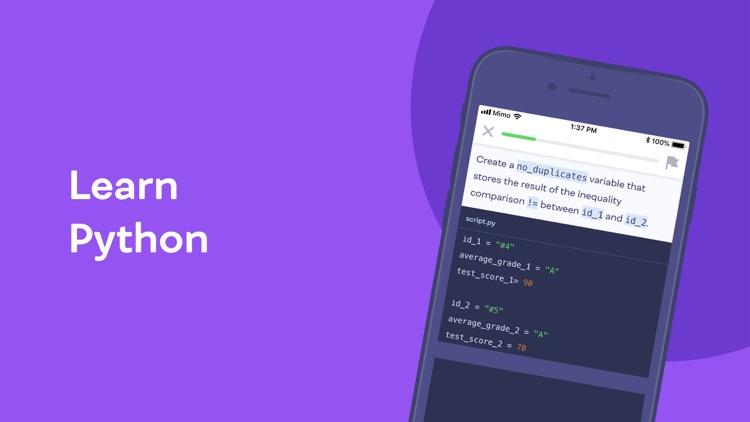 Mimo: Learn Coding/Programming screenshot-6