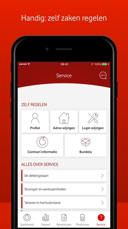 My Vodafone screenshot-4