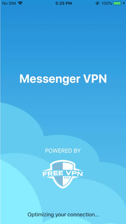 Messenger VPN: Private Chat
