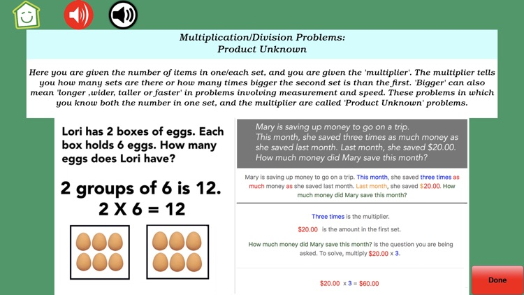 Be Brainy Word Problems Solver screenshot-3