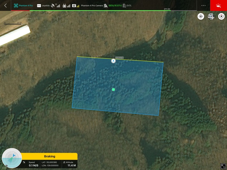 DJI GS Pro screenshot-4