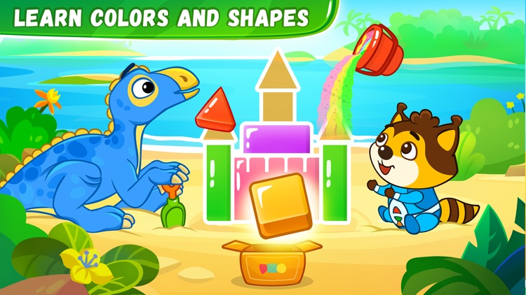 Educational Games for Kids 2-4 screenshot-3