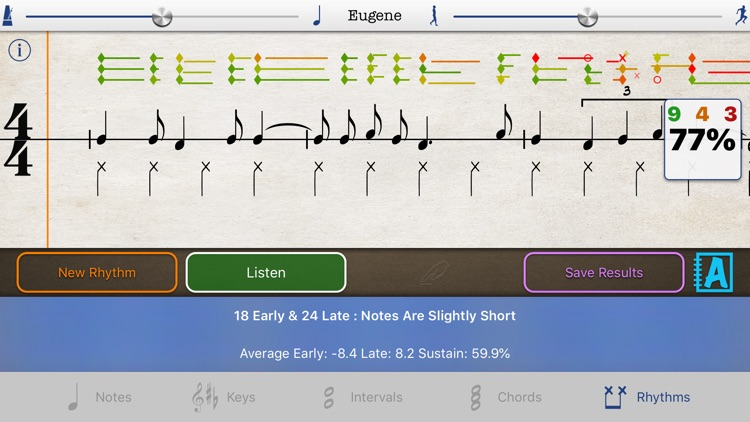 Music Theory Basics - iPhone screenshot-1