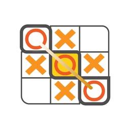 Tic Tac toe puzzle game