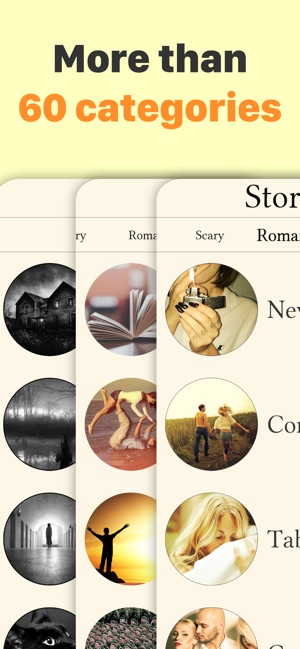 Stories - sex, scary, life on the App Store