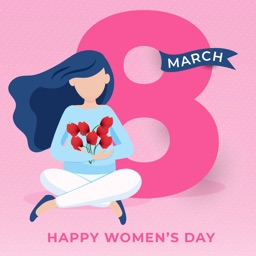 Women's Day Stickers!
