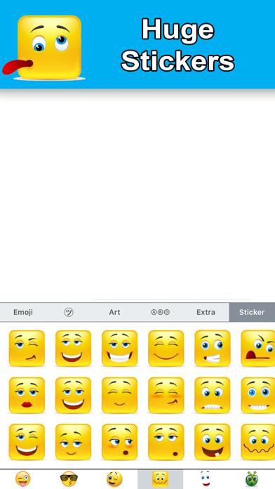 New Emoji - Extra Smileysのおすすめ画像6