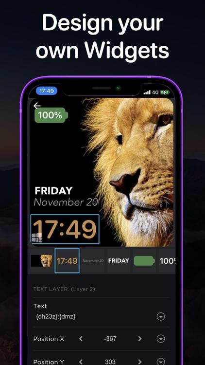 widgetopia Widgets + Weather screenshot-4
