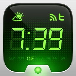 Alarm Clock HD Apple Watch App